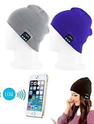 Warm Beanie Hat Wireless Bluetooth Music Cap Headphone Headset Speaker Mic SCW