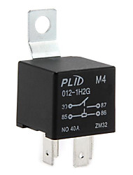 Professional Car Truck Vehicle 12V 40A 4Pin Relay Durable