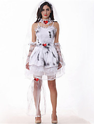 Halloween Costume Zombie Ghost Bride Vampire Costume Party Role-Playing Of Chucky Mummy Uniforms