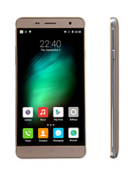 "CUBOT H1 5.5 "" Android 5.1 Smartphone 4G (Due SIM Quad Core 8 MP 2GB + 16 GB Oro / Bianco)"