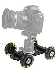 sevenoak® sk-DW03 professionelle Top Dolly Tracker Schieber Schiene für gopro DSLRs Camcorder dvs