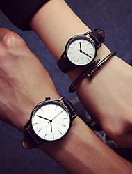 Fashion New Women Casual Waterproof Cool Minimalist Unisex Quartz Wristwatches Relogio Watches Couple  Watch Cool Watches Unique Watches