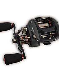 Haibo 13 Bearing Baitcast Fishing Reel Gear Ratio 6.5:1  Alu Body Fresh Water
