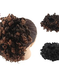 Smilco Hair Women Large wave of horsetail hair Make Up Ponytail Hairpiece Large wave of horsetail hair