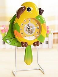 rt deixa o papagaio relógio fogão balanço