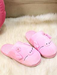Pantuflas ( Rosa / Caqui / Coral ) - Zapatillas - Ante Sintético