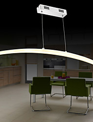 Contemporary and contracted acrylic chandelier Arc lamps Dining-room sitting room hotel desk lamp