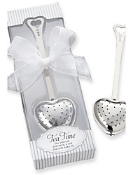 Heart-shaped Tea Infuser Practical Kitchen Favors