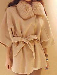 Women's Dolman Cloth Coat