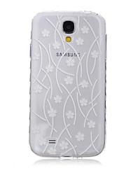 fleur cuir TPU carte flip matériau pour Samsung Galaxy S3 / s3mini / S4 / s4mini / S5 / s5mini / S6 / s6edge / s6edge +
