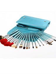 23Puderpinsel / Schwamm Applicator / Grundlagen Pinsel / Bürsten-Satz- / Sonstige Pinsel / Rouge Pinsel / Form-Bürste / Lidschatten