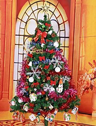 150CM 240 Branch Luxurious Christmas Trees(Include 114PCS Christmas Decoration)