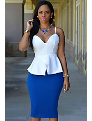 Women's Midi Skirt with Slit