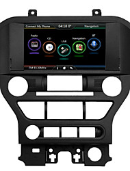 "8"" Car GPS Navigation Multimedia Play Entertainment Car Display Upgrade Special Design for Ford Mustang 2015"