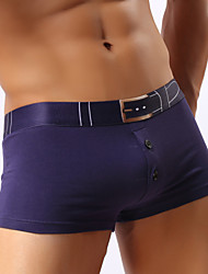 Herrn,Push-Up Solide Boxer