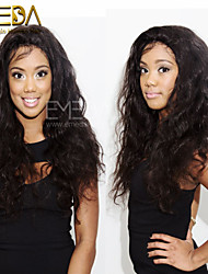 Human Hair Lace Wigs Brazilian Virgin Hair Nature Wave Lace Front/Full Lace Wigs For Black Women Culy Hair Party Wigs