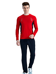 LEFAN Men's Long Sleeve Compression clothing Clothing Sets