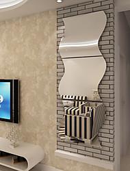 Formen / 3D Wand-Sticker Spiegel Wandsticker , PS 16*17cm