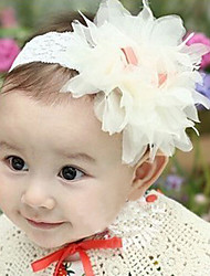 Kid's Multi-layers Mesh Flower Elastic Headband
