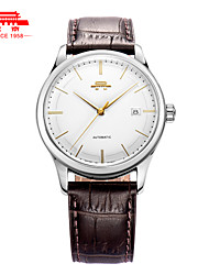 Man's Belt Automatic Mechanical Watch Business Casual Men's Watch Quality Watch