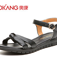Aokang® Women's Leatherette Sandals - 132823630