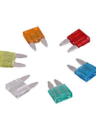 60 x Car Auto Truck Motorcycle Assorted Mini Blade Fuses
