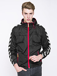 Men's Fashion European And American Style Hooded Sports Jacket