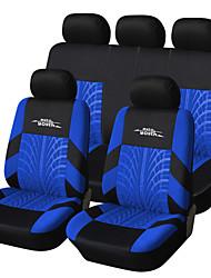 autoyouth бренд вышивки крышки автокресло набор универсальных подходит для большинства автомобилей охватывает с дорожки шины деталь