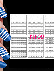 5X108PCS Different Sizes Professional Making Pattern Nail Art Tool