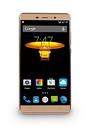"""Elefono MTK6735A 5.5 """" Android 5.1 Smartphone 4G (Due SIM Quad Core 13 MP 2GB + 16 GB Nero / Oro)"""