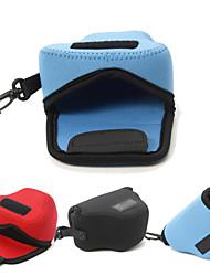 neoprene dengpin® câmera macia bolsa de protecção saco caso para Panasonic DMC-GM5 gm1s lente 12-32mm (cores sortidas)