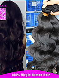 CARA Hair Products Mongolian Virgin Hair Body Wave 100% Virgin Unprocessed Human Hair Weave Hair Extension 3Pcs/Lot