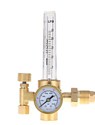 Carbon Dioxide CO2 Argon Pressure Reducer Mig Tig Flow Meter Control Valve Regulator for Gauge Welding Weld Gas
