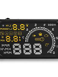 "auto OBD II HUD Head Up Display 5.5 ""guida sicura schermo"