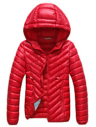Women's Down Jackets Camping & Hiking / Hunting / Fishing / Leisure Sports / Cross-CountryWaterproof