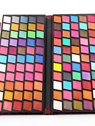 New Multi-color 110 Colors Makeup Eyeshadow Palette Naked Nude Eye Shadow Glittery Shimmer Eye Shadow Make-up Set