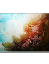 Современный стены искусства абстрактные красочные облачно растягивается картина висящий на столовой украшения