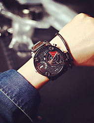 Fashion New Men Geek Casual Waterproof Cool Minimalist Unisex Quartz Wristwatches Relogio Watches Wrist Watch Cool Watch Unique Watch