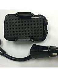 intérieur compteur multifonction porte-téléphone de voiture universel allume-cigare de voiture automobile fournitures