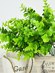 Small Pea Plant Plastic Plants Artificial Flowers