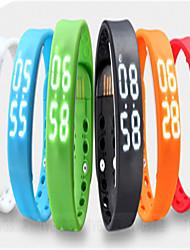 Tracker atividade esperto esporte relógio alunos atuais relógios inteligentes movimento par eletrônico