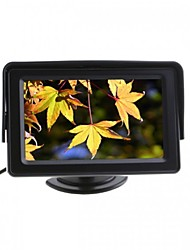 "DearRoad 4.3"" Color LCD Car Rearview Monitor for Camera DVD VCR"