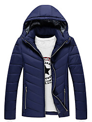 Winter cotton-padded clothes men thickening cotton-padded jacket coat men's clothes