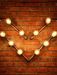 AC 85-265 max60w E26/E27 Рустикальный Прочее Особенность for Мини,Рассеянный Настенные светильники настенный светильник