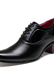 Men's Shoes Casual  Oxfords Black