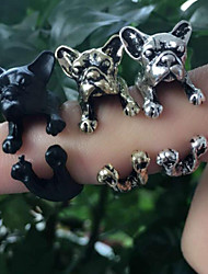 HUALUO®European Style Dog Opening Ring