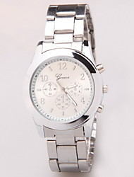 D&Q  Fashion steel band watch