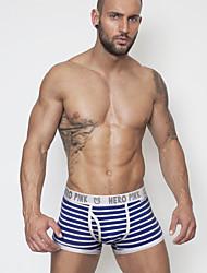 Boxer Slip Pour des hommes Coton