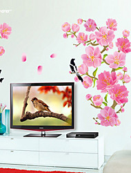AWOO® New One Sweet Day Wall Art Decal Decoration Fashion Magpie Wall Stickers Home Decor 3D Wallpaper for Living Room