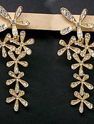 Duoduo Women's Fashion Casual Shining Earrings